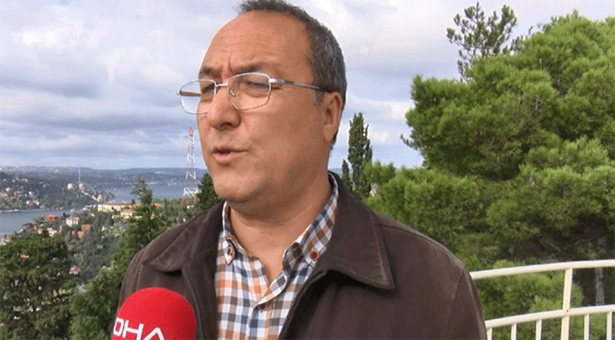 Boğaziçi Üniversitesi Kandilli Rasathanesi Meteoroloji Laboratuvarı Başkanı Adil Tek