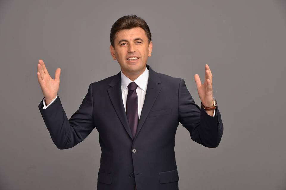 Eskişehir AKP İl Başkanı Zihni Çalışkan