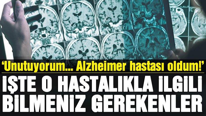 Alzheimer ile ilgili doğru bilinen yanlışlar!