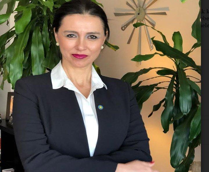 Avukat Taciser Ülkü Levent