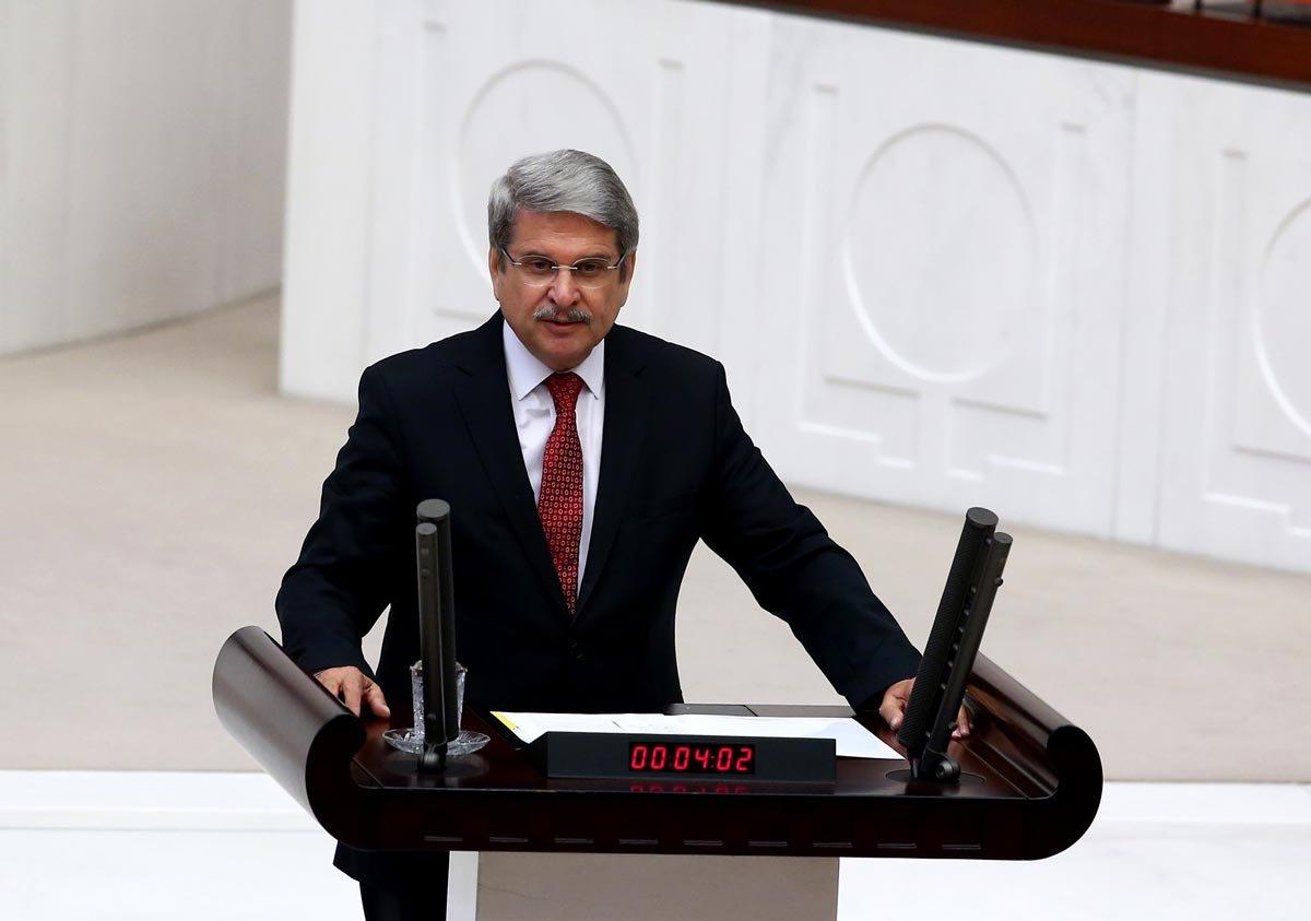 FOTO: AA / İYİ Parti Genel Sekreteri ve İzmir Milletvekili Aytun Çıray