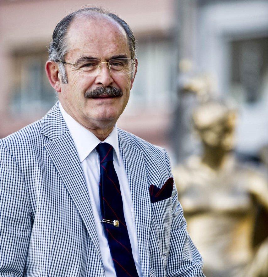 Eskişehir Büyükşehir Belediyesi Başkanı Yılmaz Büyükerşen