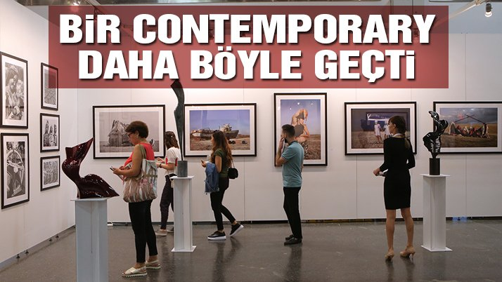 Bir Contemporary Istanbul daha böyle geçti