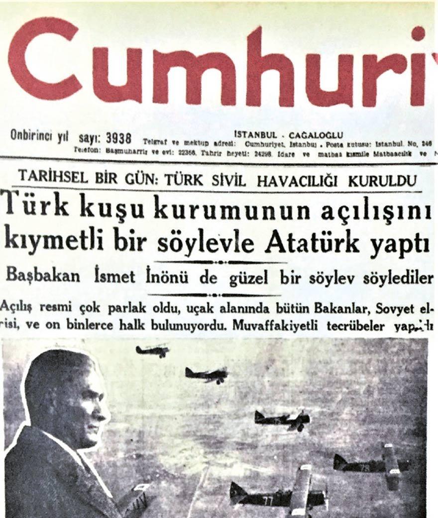 THK Etimesgut Cumhuriyet, 4 Mayıs 1935