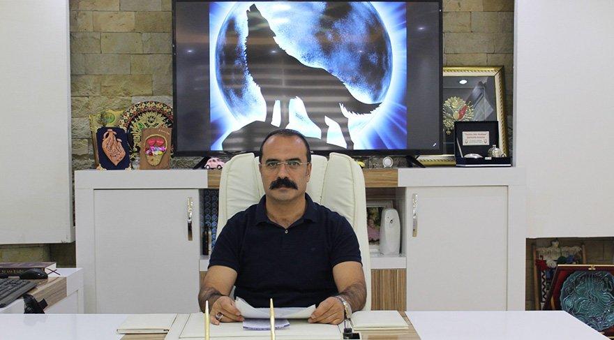 İYİ Parti kurucuları arasında da yer alan Nevşehir İl Başkanı Göksel Taşçı, Genel Başkanı Meral Akşener'in danışmanı olarak da görev yapıyordu. Foto: İHA