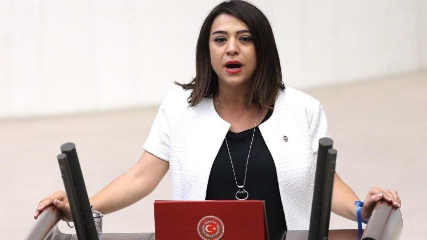 CHP Ankara Milletvekili Gamze Taşcıer