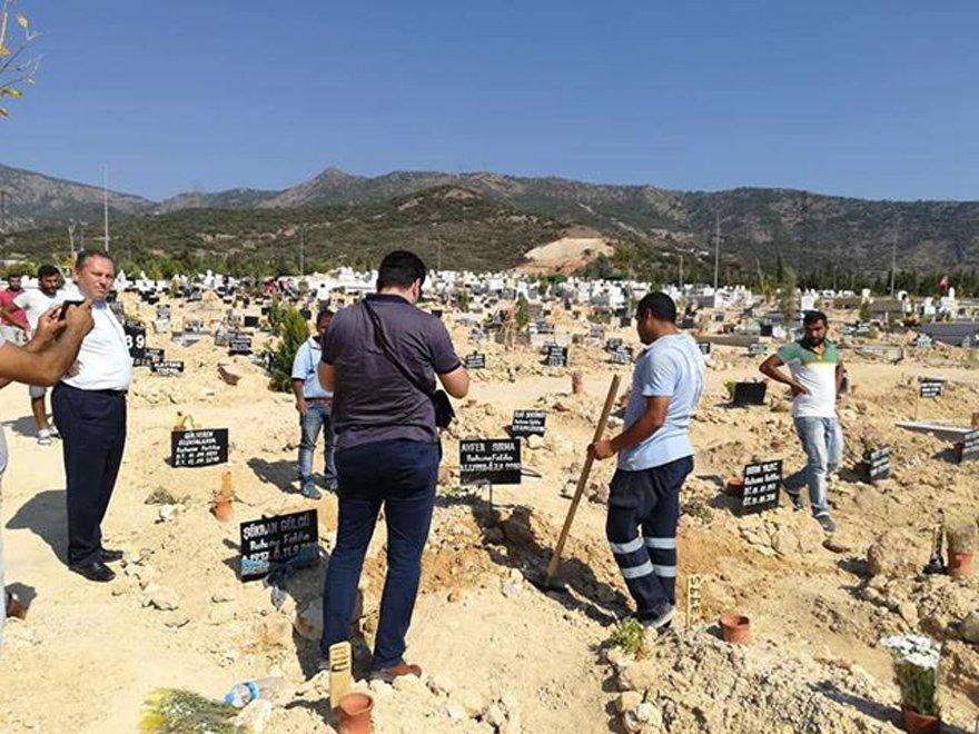 Annenin mezarının otopsi için açılması kararlaştırıldı. DHA