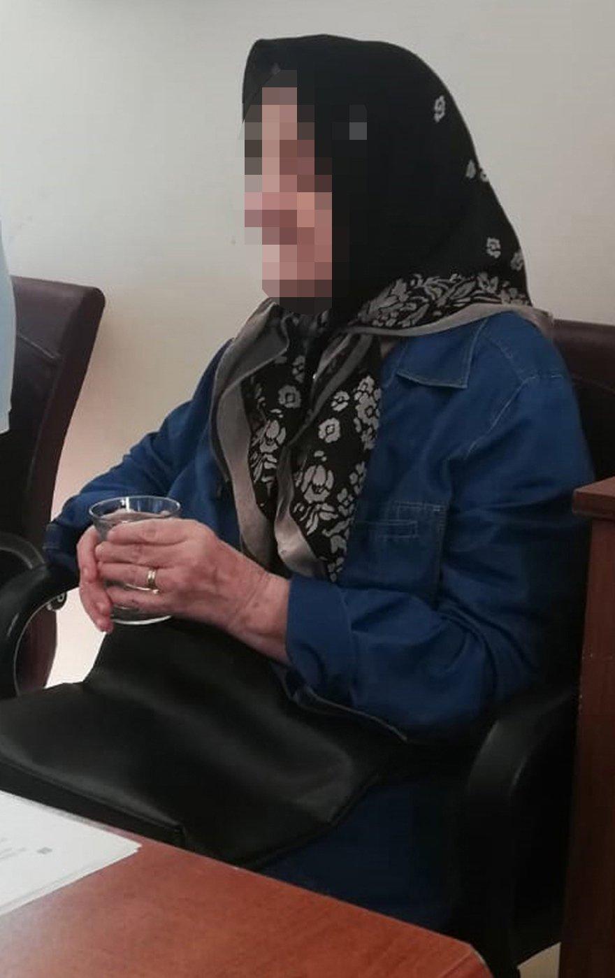 Dolandırıcıların para istediği Nurkan E. durumu hemen polise bildirdi.