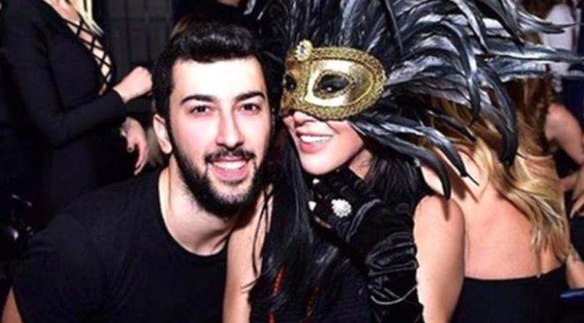 Hande Yener ve oğlu