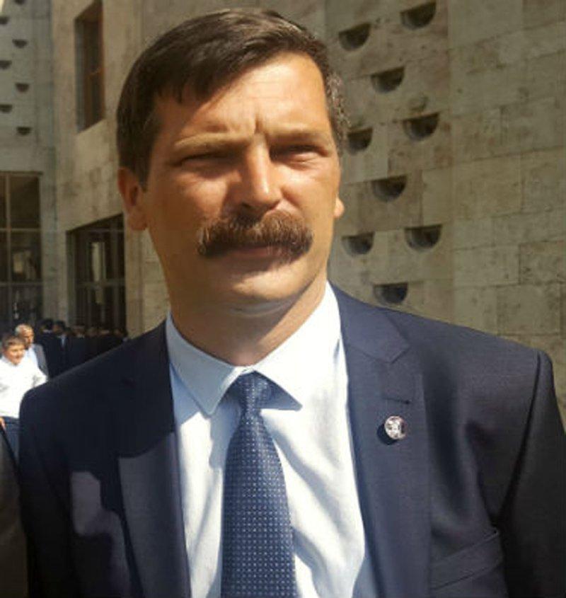 HDP Milletvekili Erkan Baş