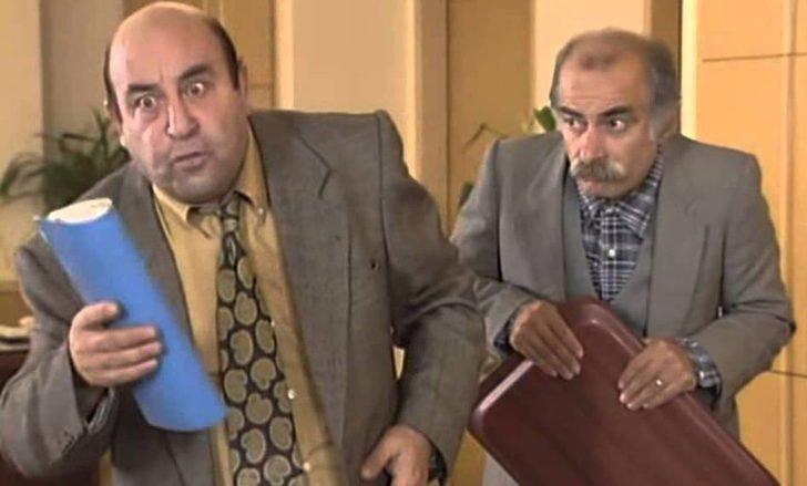 1989- 2002 yılları arasında yayınlanan ve ekranların fenomen dizisinde 'Abbas' karakterini canlandıran usta oyuncu Hikmet Karagöz