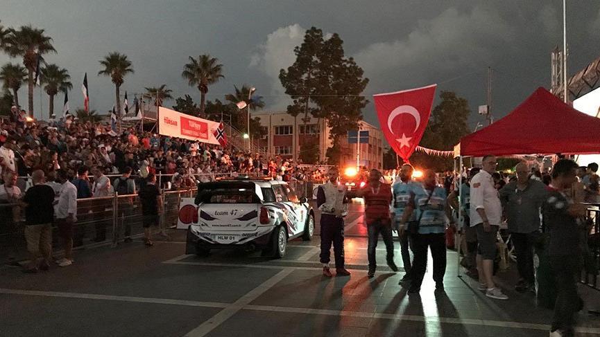 Türkiye Rallisi başladı!