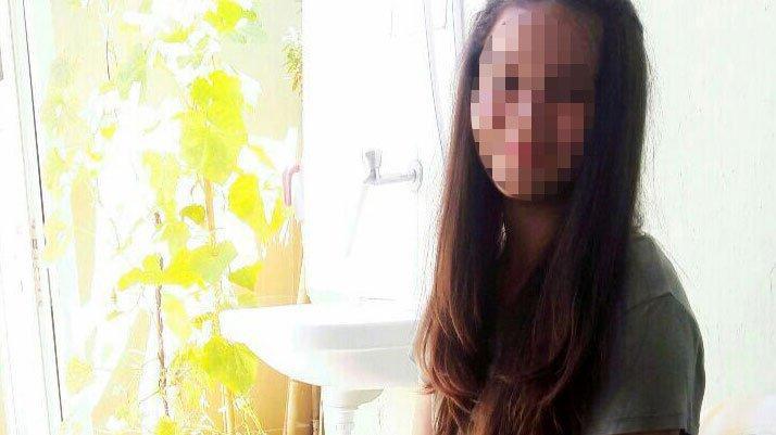 Kayıp liseli Pınar'dan iyi haber
