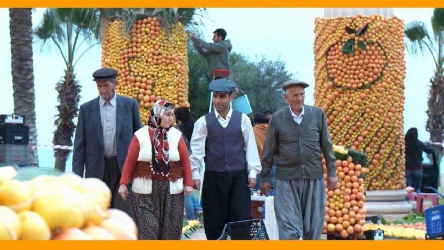 Narenciye Festivali'nde 'para' kavgası