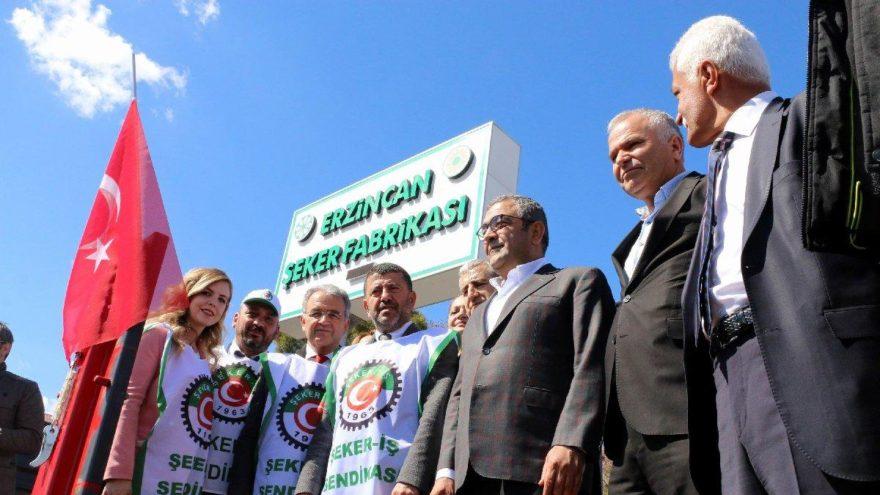 CHP'den şeker fabrikaları için yasa teklifi