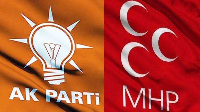 AKP İle MHP arasında sürpriz ittifak görüşmesi
