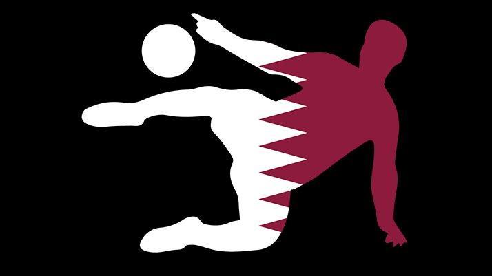 Voleyi Katarlılar vurdu