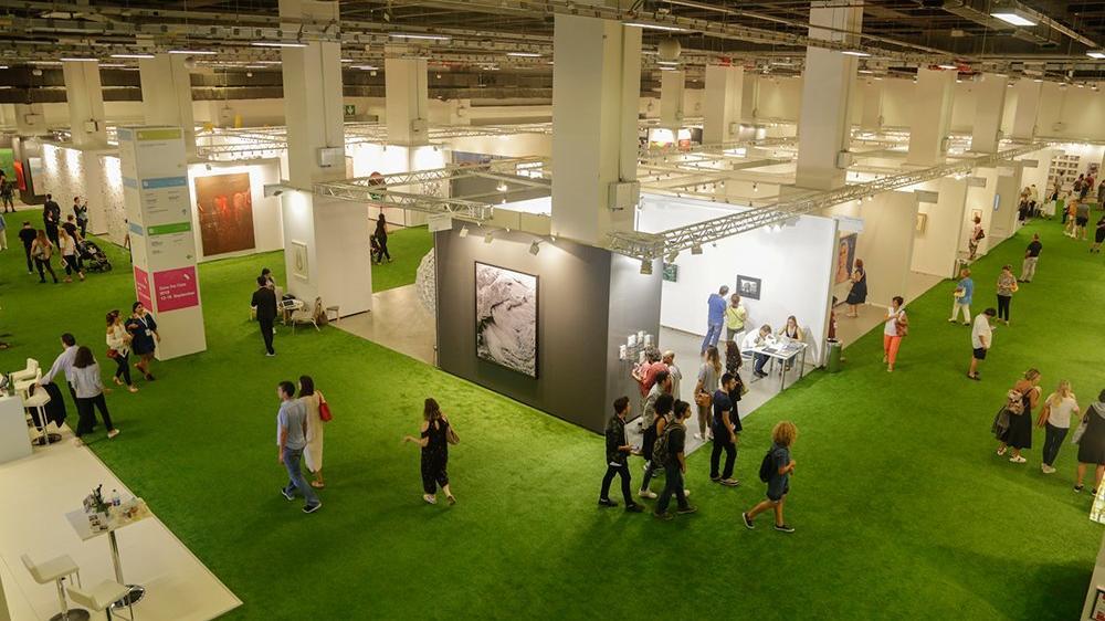 13. Contemporary Istanbul'da 2 bin eser sanatseverlerle buluşacak