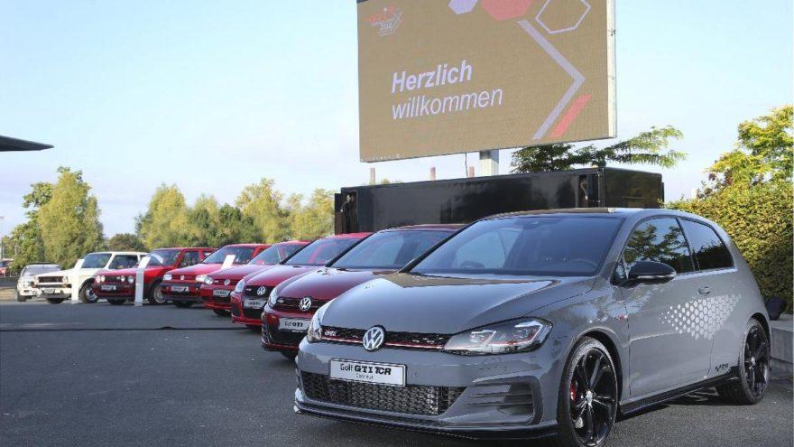 GTI tutkunları Wolfsburg'ta buluştu!