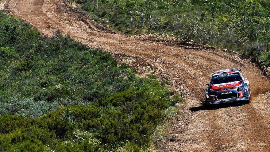 Citroen C3 WRC Türkiye Rallisi'ne hazır!