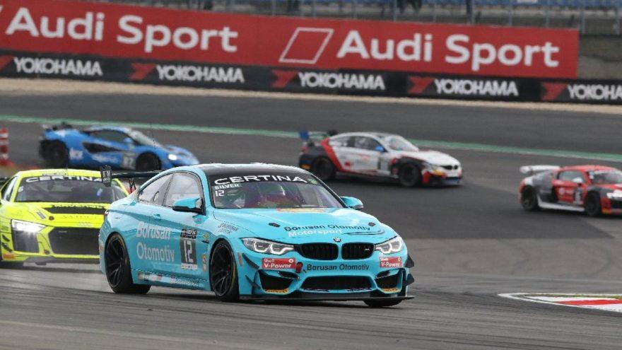 Borusan Otomotiv Motorsport takımı GT4 European Serisi sezonunu tamamladı!