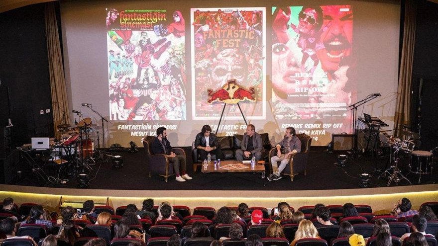 Red Bull Music Festival İstanbul'dan eski Türk filmlerine selam