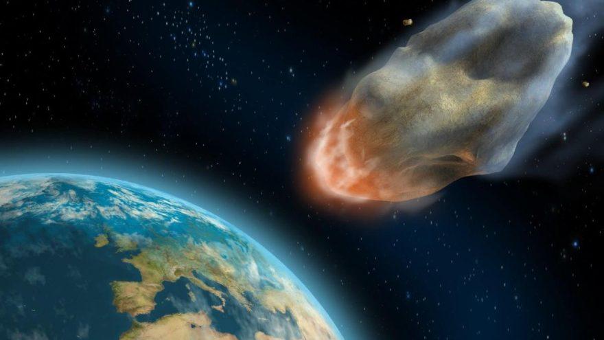 NASA: Big Ben büyüklüğündeki bir asteroid dünyaya yaklaşıyor