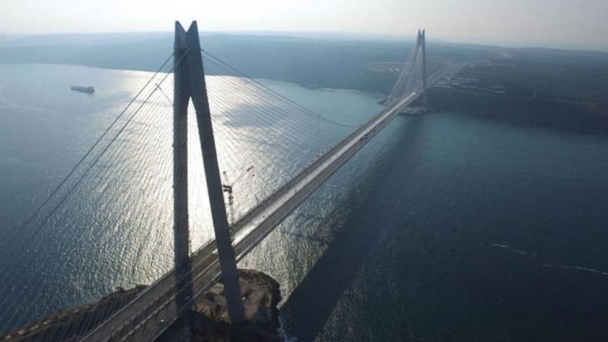 Yavuz Sultan Selim Köprüsü'nün ortağı Astaldi konkordato ilan etti