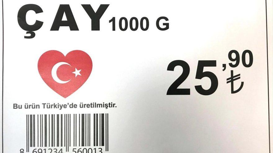 """CHP'den yerli ürünlere """"bayrak"""" konulması önerisi"""