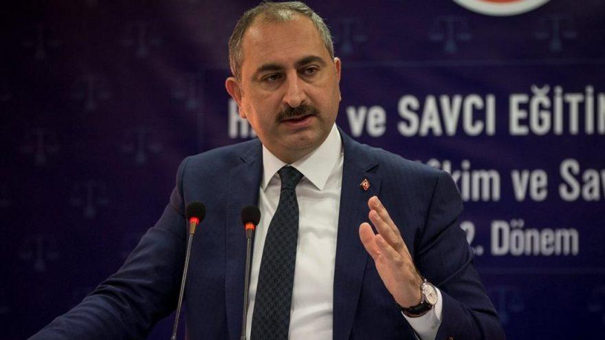 Adalet Bakanı'ndan Berberoğlu açıklaması