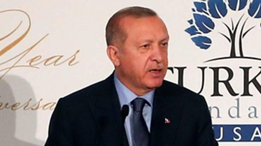 Erdoğan'dan operasyon iması