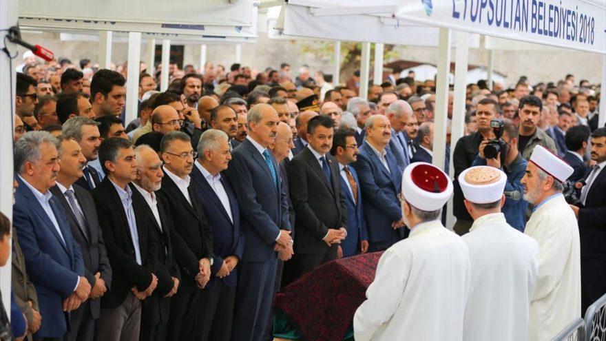 Cumhurbaşkanı Vekili Oktay'ın acı günü