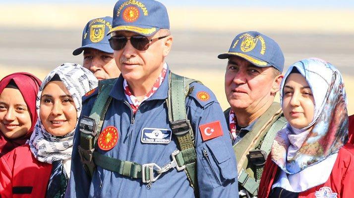 Cumhurbaşkanı Erdoğan, TEKNOFEST'te konuştu