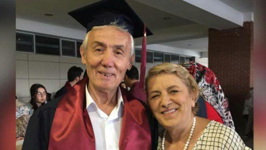 72 yaşında 'diplomalı emlakçı' oldu