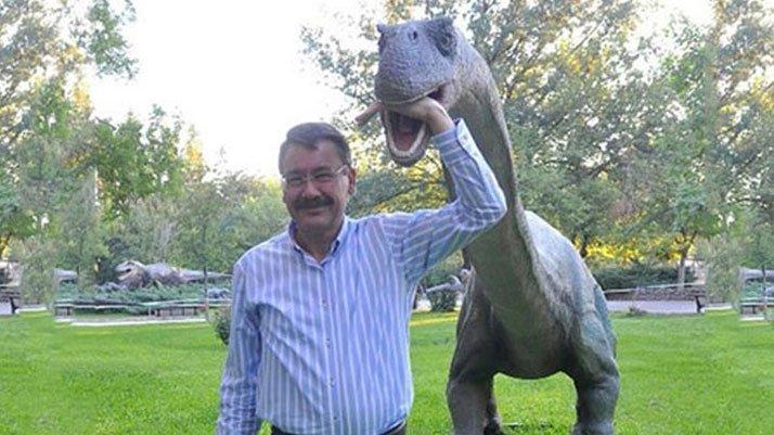 Gökçek'in dinozorları göç etti