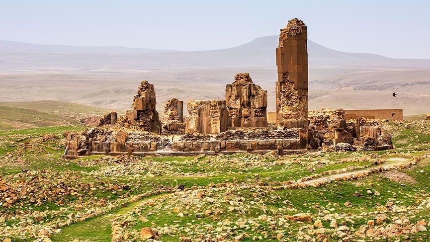 Türkiye'nin unutulan imparatorluk şehri: Ani