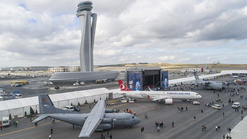 3. havalimanının açılış tarihi değişti mi?