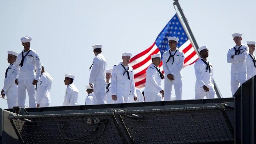 Pentagon'dan ilginç rapor: Gemilerde kadın askerlere cinsel saldırı yapılıyor