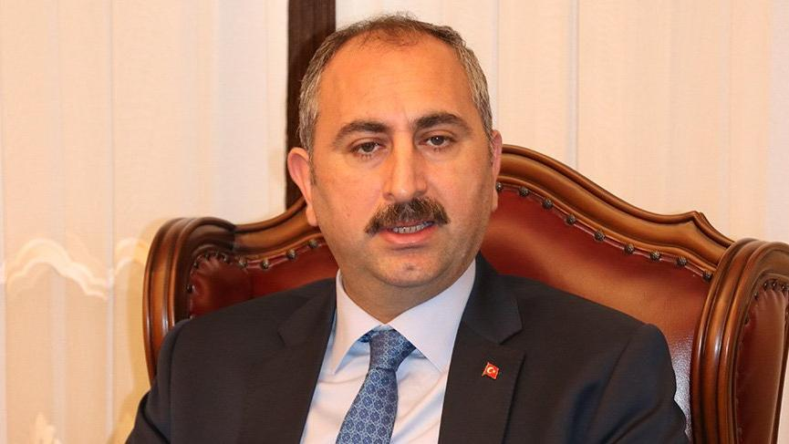 Adalet Bakanı Gül'den 'Brunson' açıklaması