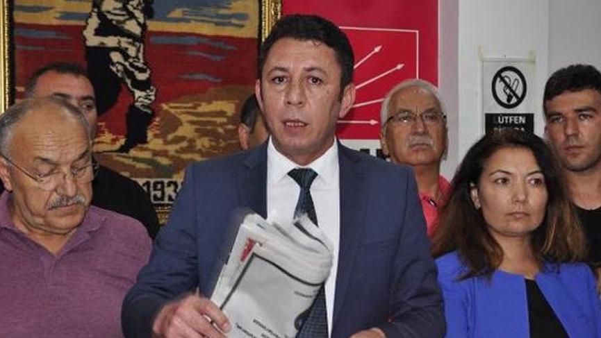 CHP'de istifa! Afyonkarahisar il teşkilatı görevi bıraktı