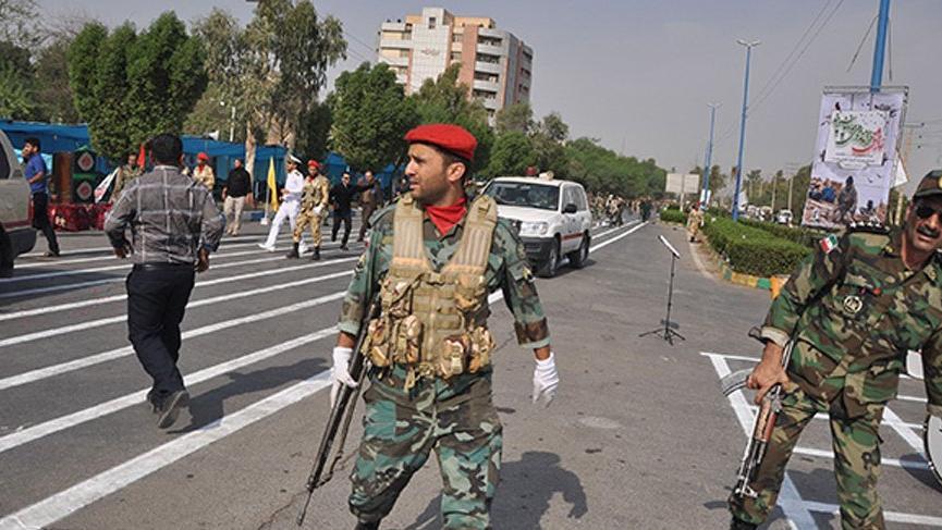 İran ABD, Suudiler ve BAE'ye ateş püskürdü