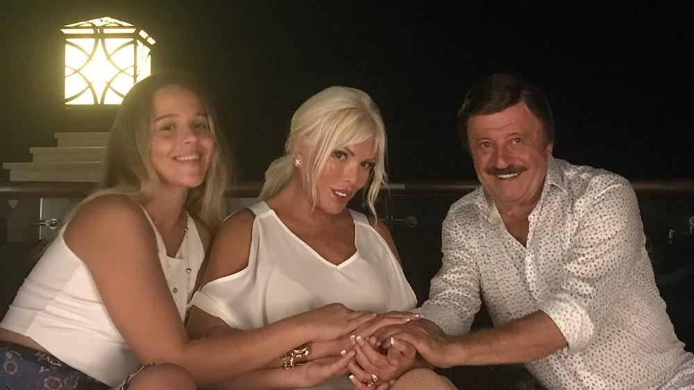Selami Şahin'in kızının manevi annesi Ajda Pekkan