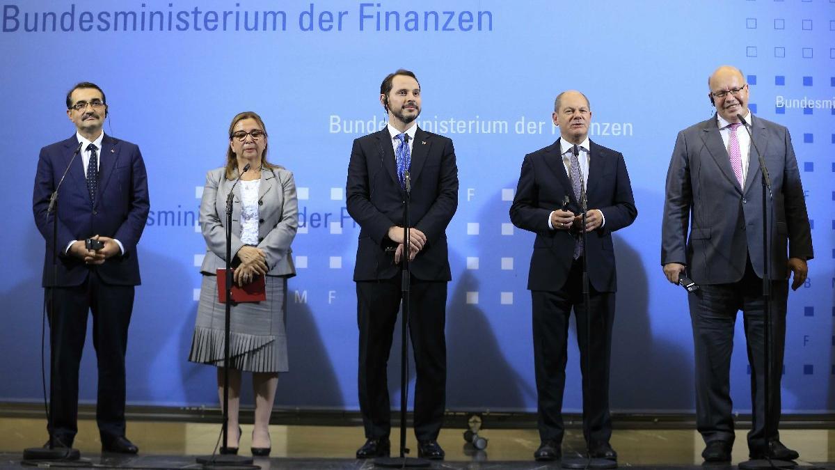 Almanya: Türkiye yardım istemedi, istemeyecek