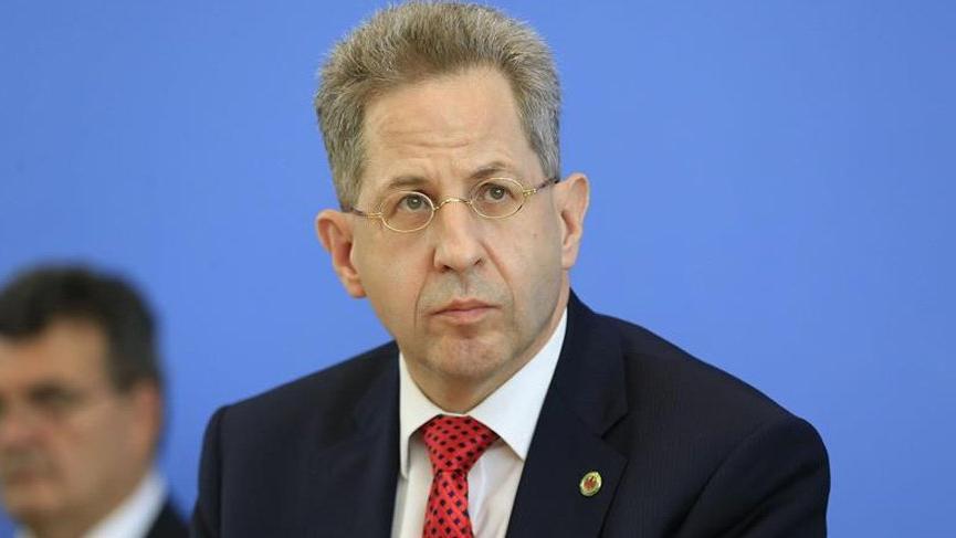 Almanya'da şok karar! Maassen görevden alındı