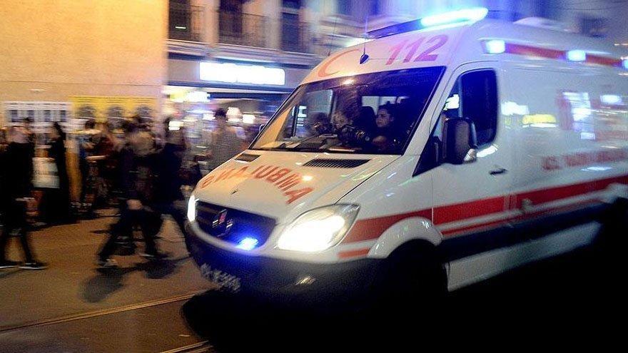 Samsun'da yolcu otobüsü ile tır çarpıştı: 11 yaralı
