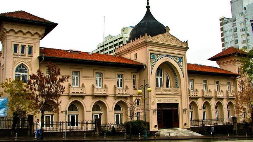 Tarihi Ankara Palas da Beştepe'nin