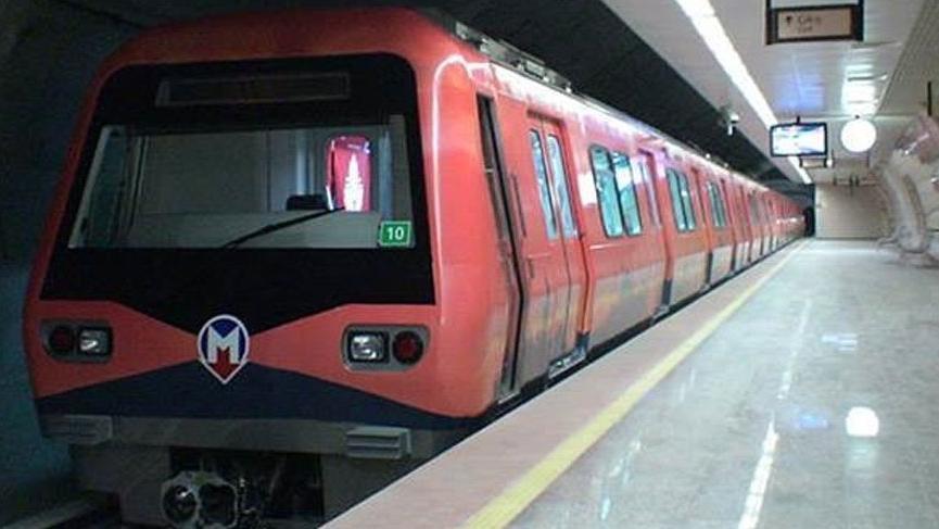 Hacıosman-Yenikapı metrosunda arıza