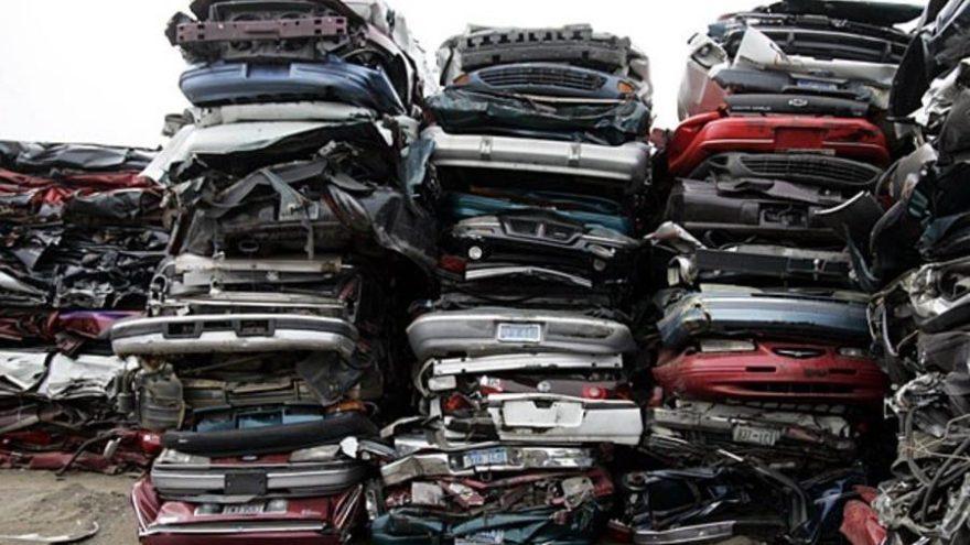 Hurdaya ayrılan araç sayısı 25 katına çıktı