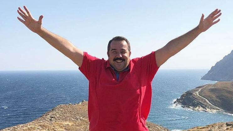 Ata Demirer'in yeni rol arkadaşı Mr. Paşa