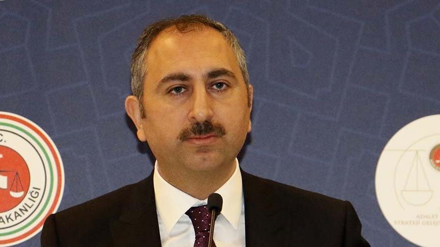 """Adalet Bakanı Gül, """"Türk Yargısı gücünü ve itibarını yeniden inşa etti"""""""